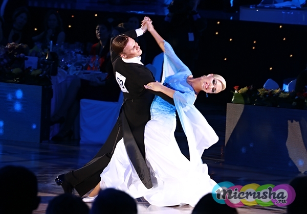 Чемпионат Мира 2017 по европейским танцам в Государственном Кремлевском Дворце