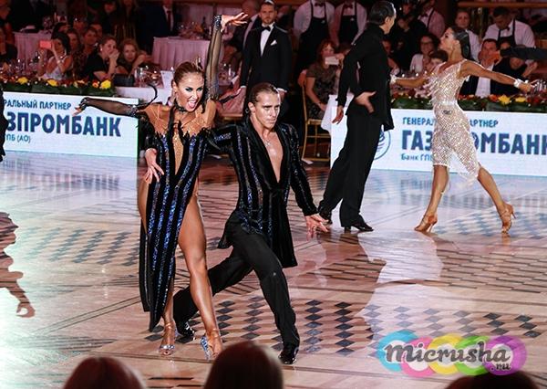 Кубок Кремля среди любителей по латиноамериканским танцам