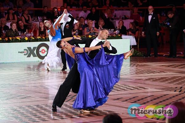 Чемпионат Мира 2017 по европейским танцам в Кремле