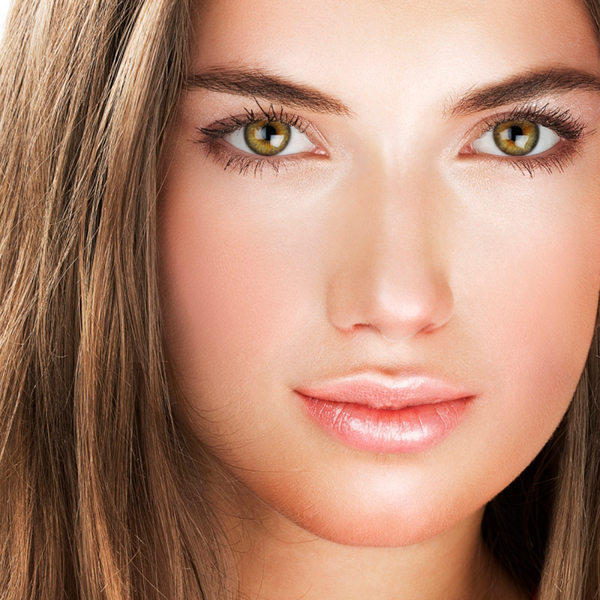 натуральный зимний макияж