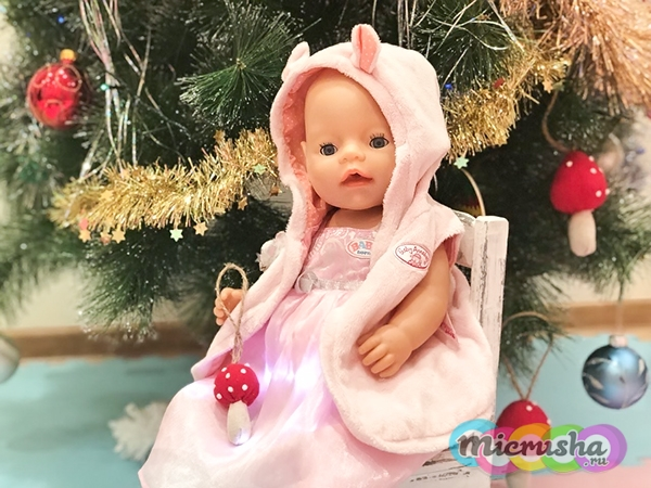 baby born подарок для девочки