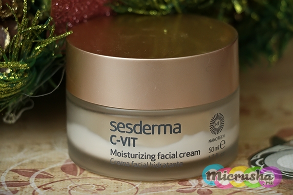 Увлажняющий крем для лица Sesderma C-VIT