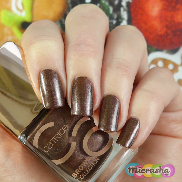 Catrice Brown collection 01