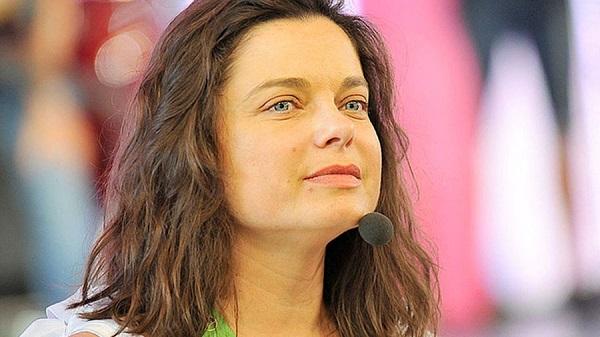 Наташа Королева без макияжа