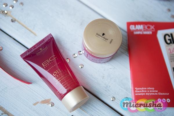 Bonacure Шампунь и маска для волос Oil Miracle с маслом бразильского ореха