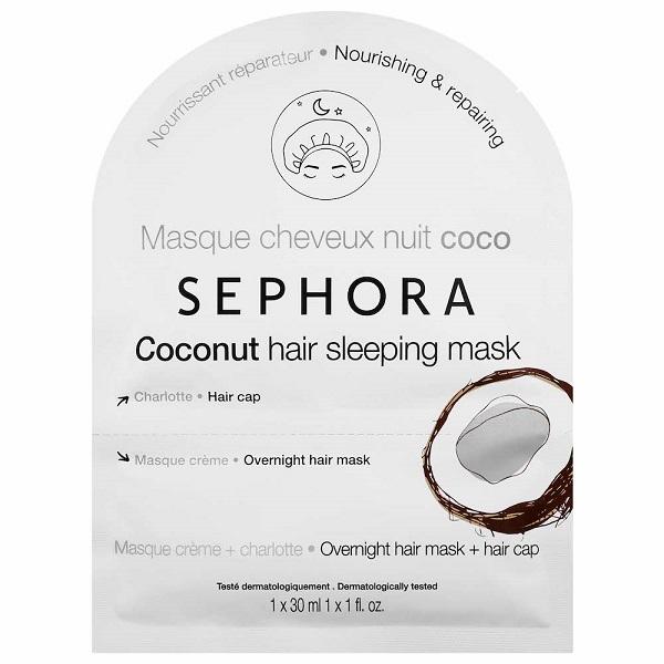 Маска для лица из кокосовой серии