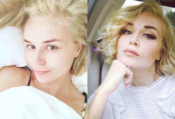 Певица, мама, жена и просто красавица, Полина Гагарина рассказала Cosmo...