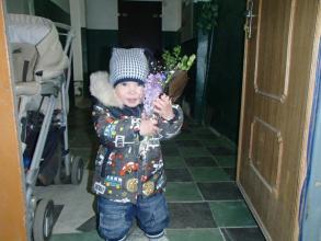 8 марта-самый весенний праздник