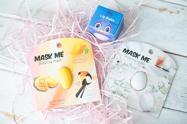 корейский маски для лица яйца