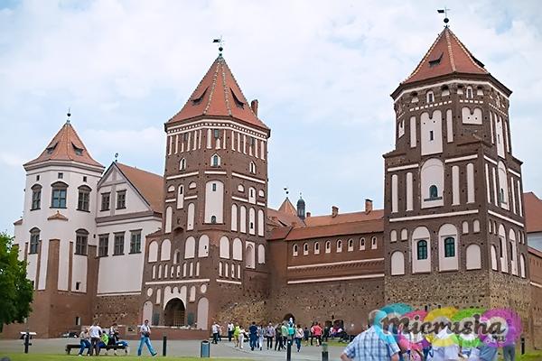 Мирский замок, Белоруссия