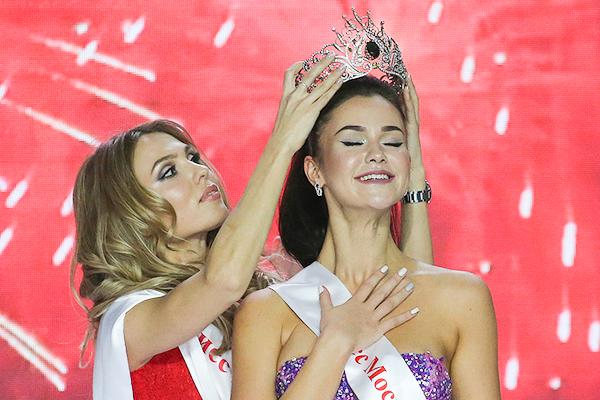 Мисс Москва 2017 Елизавета Лопатина
