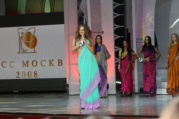 Мисс Москва 2008 Виктория Щукина
