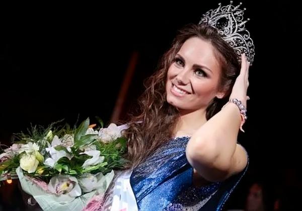 Дарья Ульянова мисс москва 2013