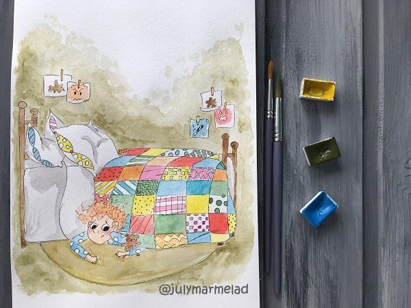 Материалы для рисования