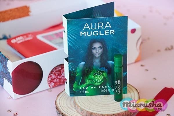 Парфюмерная вода AURA MUGLER