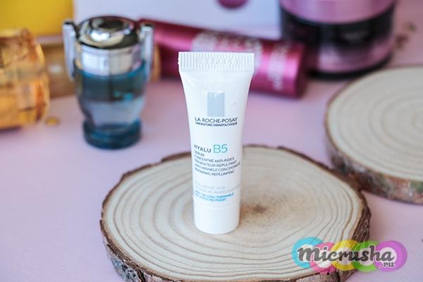 Концентрированная сыворотка против морщин для повышения упругости, тонуса и эластичности кожи HYALU B5 SERUM 4 от La Roche-Posay