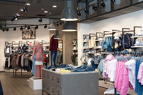 Самый большой магазин Gulliver