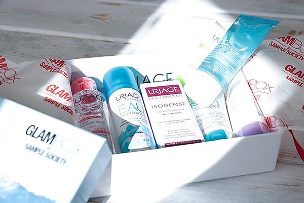 Лимитированная коробочка Uriage Box от Glambox