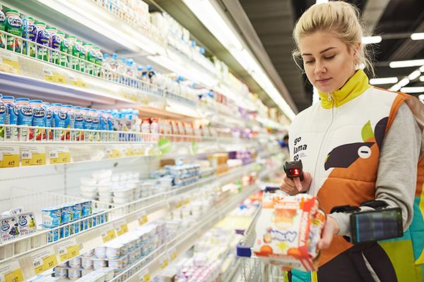 Приложения доставки продуктов