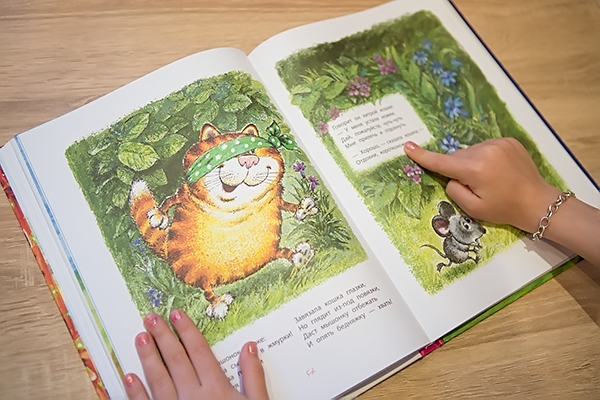 детские сказки АСТ