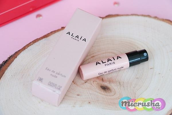 Парфюмерная вода Nude eau de parfum Alaïa