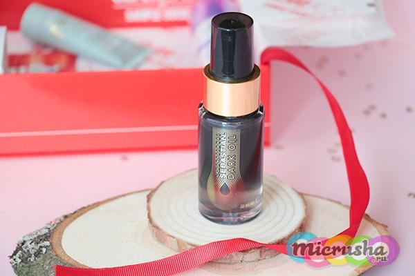 Невесомое масло для гладкости и плотности волос Darc oil