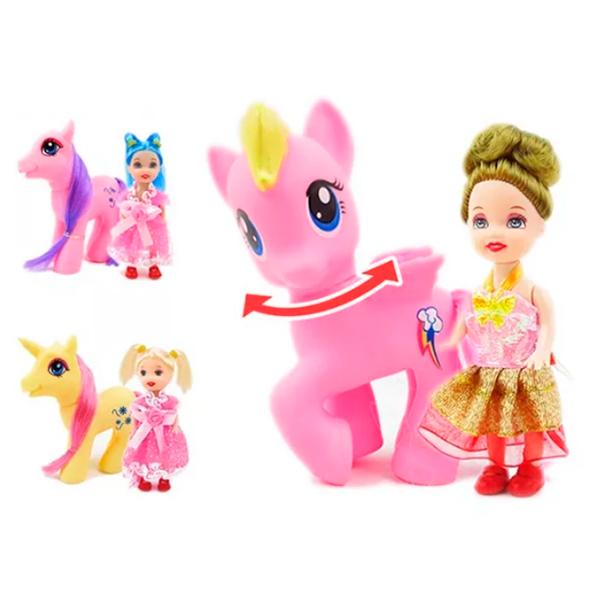 Пони для девочек 1TOY