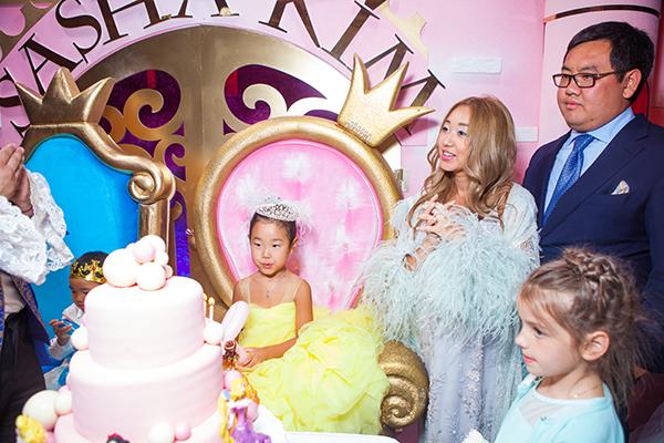 Саша Ким день рождения