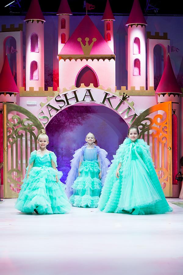 платья Sasha Kim