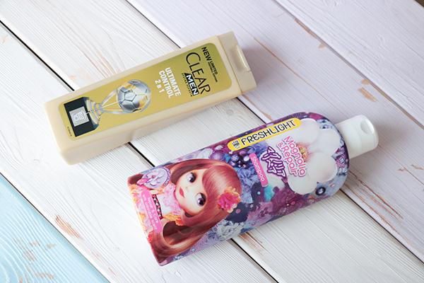 Freshlight шампунь для волос Восстановление с магнолией