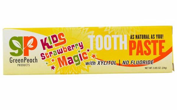 зубная паста без фтора LifeEssence