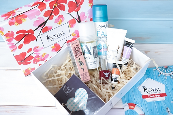 Royal Samples Chic Box 2018
