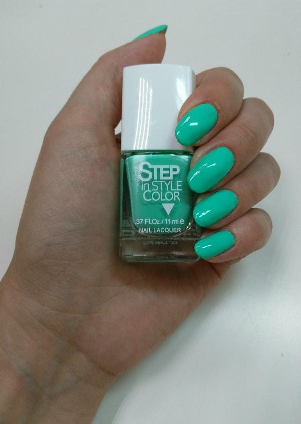 лаки для ногтей Step in style color - №29