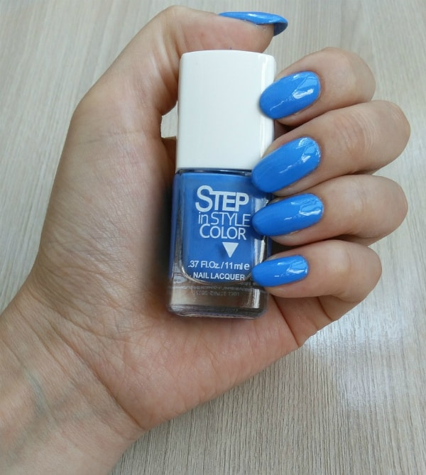 лаки для ногтей Step in style color - №28