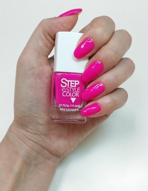 лаки для ногтей Step in style color - №32