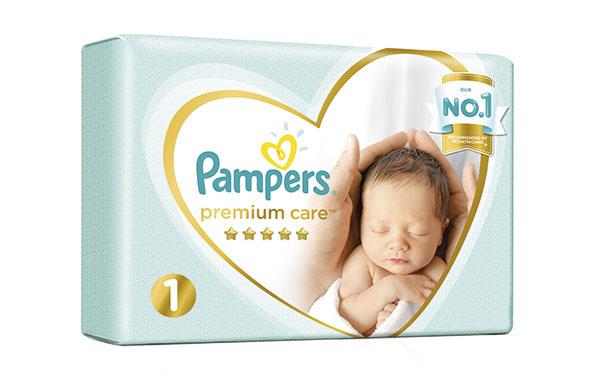 Pampers Premium Care - самые мягкие из продуктов бренда