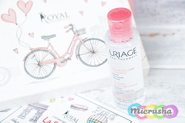 Uriage - очищающая мицеллярная вода для чувствительной кожи