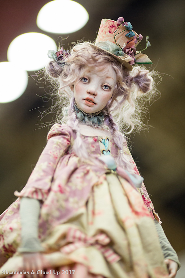 XIV Международный Осенний Салон Авторских Кукол