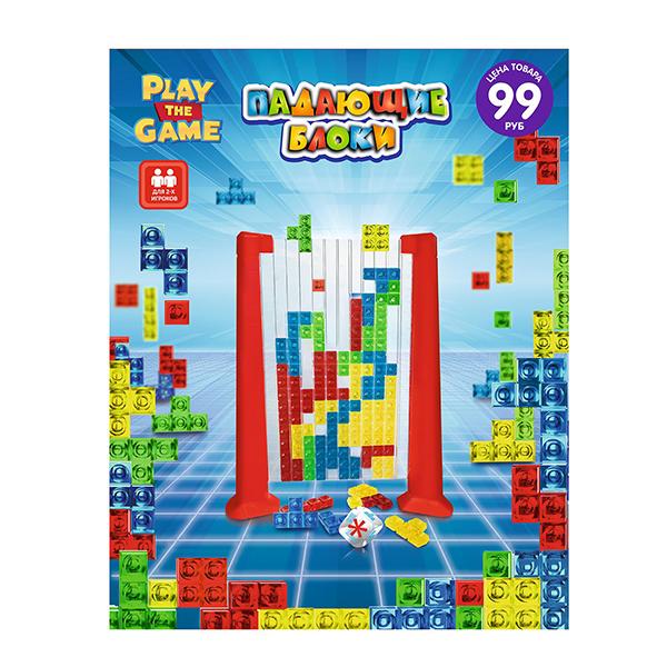 настольная игра Падающие блоки
