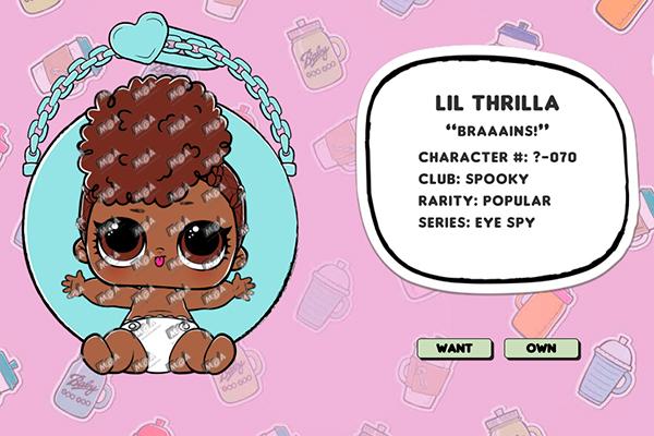 Lil Thrilla