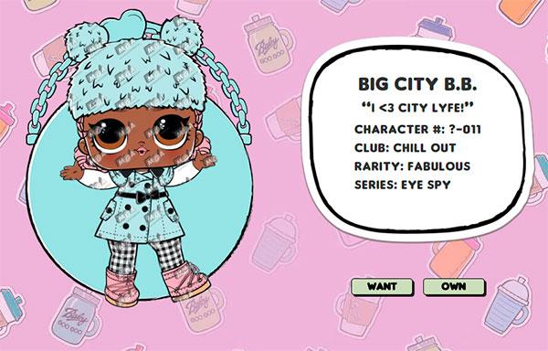 Big City B.B.