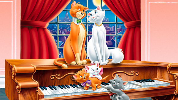 мультфильмы с котами