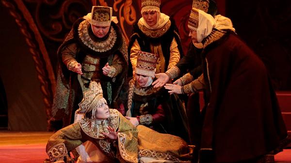 Трансляции из Большого театра в ТРК VEGAS