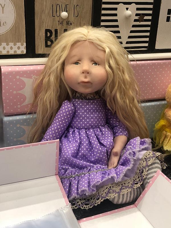 осенний салон кукол 2018