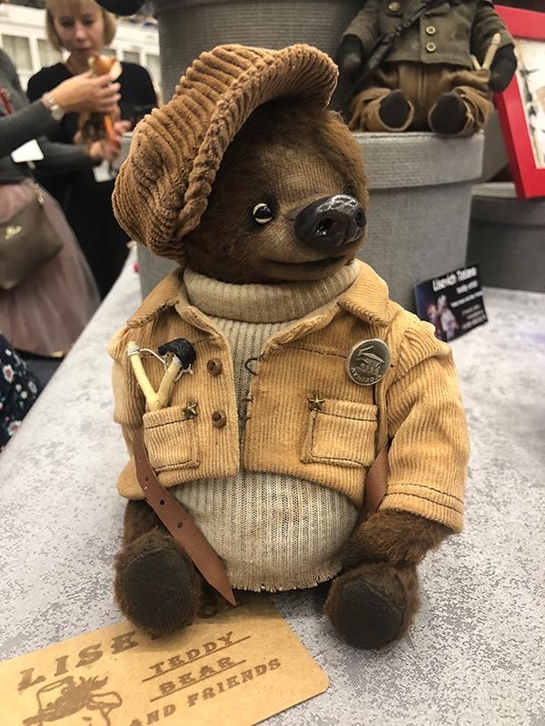 Осенний Салон Авторских Кукол 2018