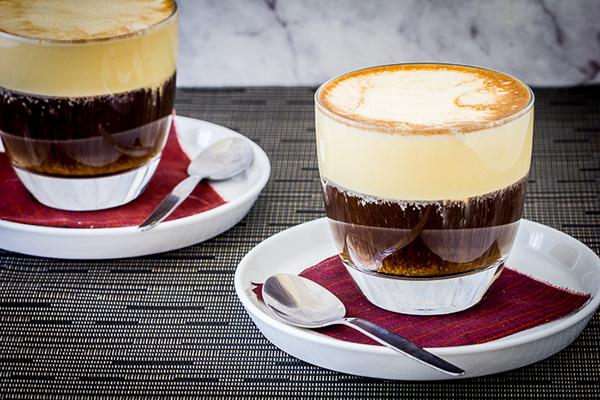 Вьетнам яичный кофе