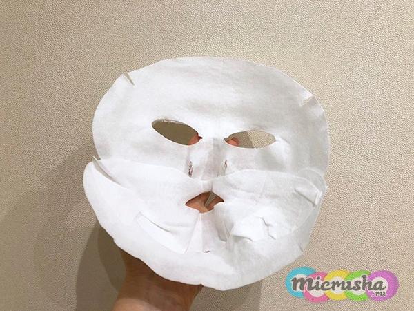 Гипсовая маска для лица Maxclinic