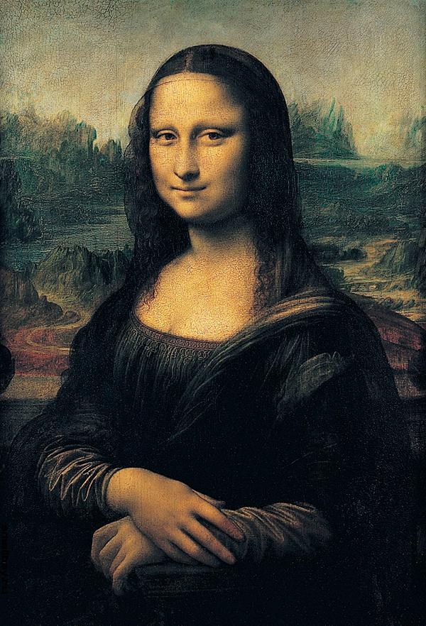 "Леонардо да Винчи, ""Мона Лиза"", 1503—1519 гг."