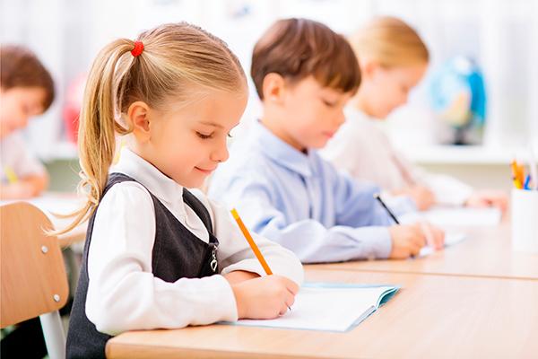 Контрольное списывание 1 класс