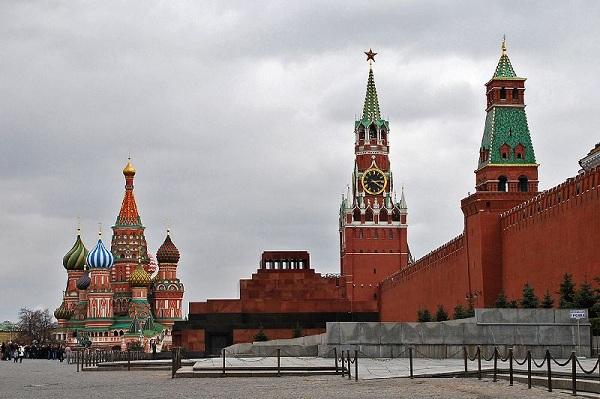 достопримечательности в Москве